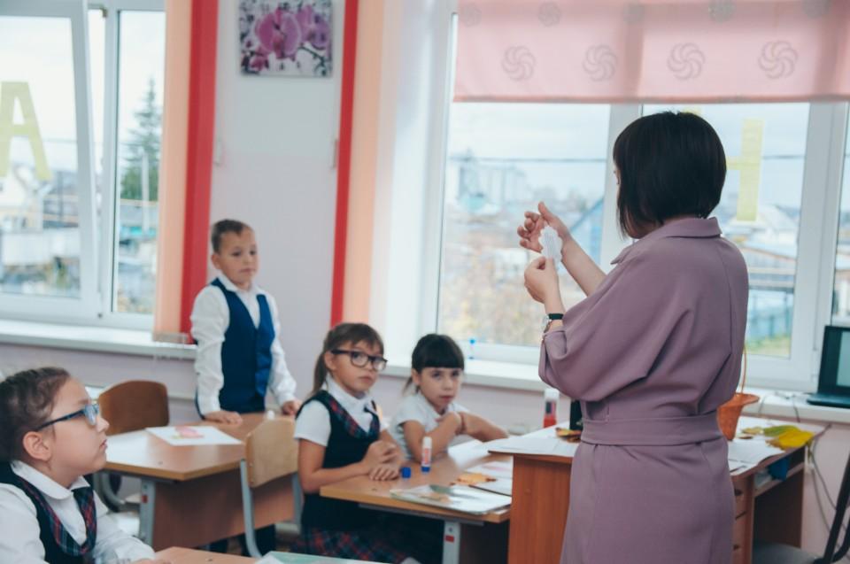Преемственность в обучении детей (детский сад и начальная школа).
